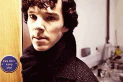 Watch and share Sherlock Holmes GIFs and Gifmeme GIFs on Gfycat