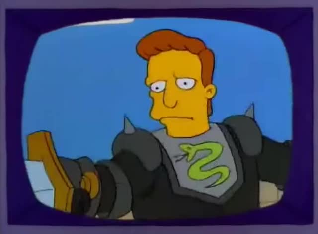 Watch this trending GIF on Gfycat. Discover more planet of the apes (movie franchise), the simpsons (tv program), troy mcclure (tv character) GIFs on Gfycat