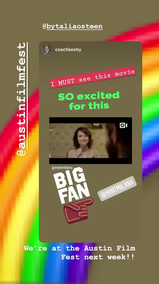 Watch and share Milana Vayntrub GIFs and Celebs GIFs by Charles Carmichael on Gfycat