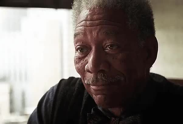 Watch and share Morgan Freeman GIFs and Good Luck GIFs on Gfycat