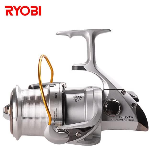 Watch and share Original Font RYOBI Font PROSKYER NOSE Spinning Font Fishing Font Font GIFs on Gfycat