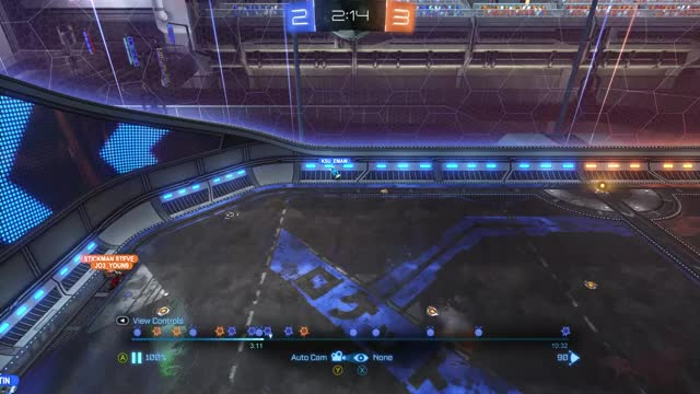 Watch and share Rocket League (32-bit, DX9) 9_15_2017 10_18_10 PM GIFs on Gfycat