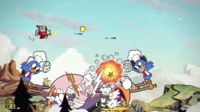 Watch and share Happy Thanksgiving From Cuphead GIFs by tokaygecko on Gfycat