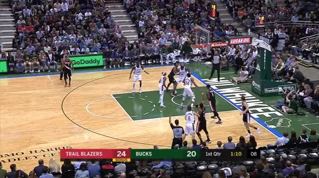 Watch and share Milwaukee Bucks GIFs and Tony Snell GIFs by bladner on Gfycat
