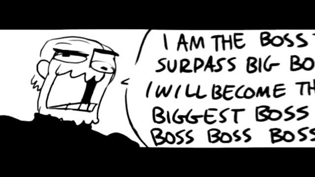 Watch and share Biggest Boss Boss Boss GIFs by Paradigm on Gfycat
