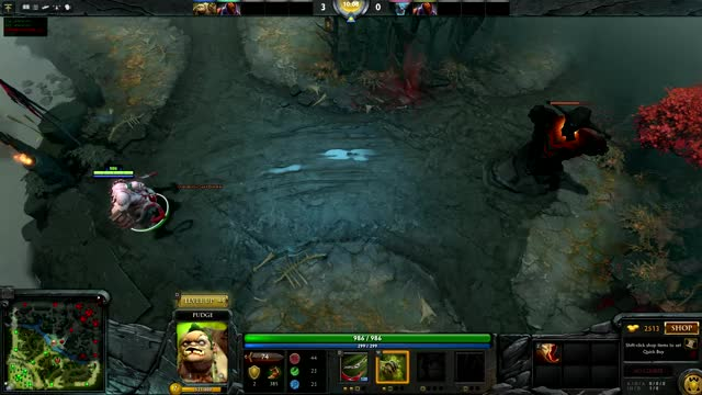 Watch and share Spirit Breaker Charge GIFs by nadehouse on Gfycat
