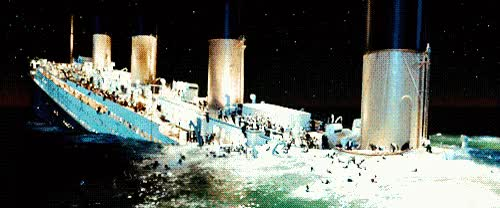 Watch and share Titanic Images Titanic GIF Wallpaper And Background Photos GIFs on Gfycat