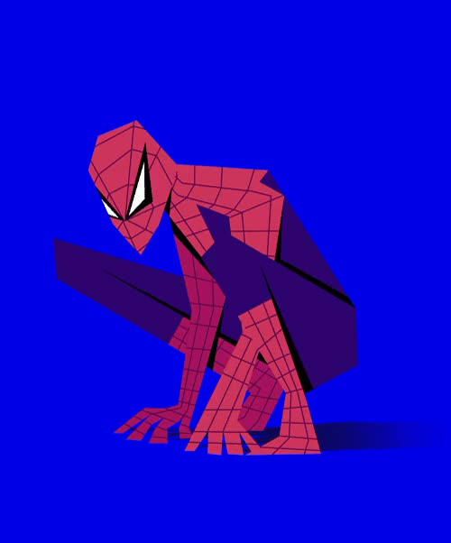 Watch Some angular Spiderman vibes. GIF on Gfycat. Discover more 2d animation, Marvel Comics, The Avengers, animated gif, avengers, drawing, gif, marvel, painting, peter parker, photoshop, photoshop animation, sketch, spiderman GIFs on Gfycat