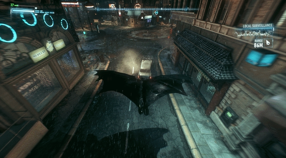 BatmanArkham, batmanarkham, Attention to detail. (reddit) GIFs