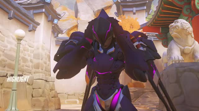 Watch and share Highlight GIFs and Overwatch GIFs by Trox on Gfycat