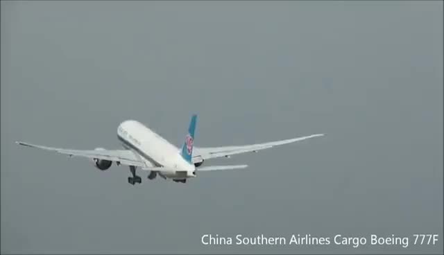 Watch and share Heavies Take Off At Schiphol Amsterdam Airport! GIFs on Gfycat