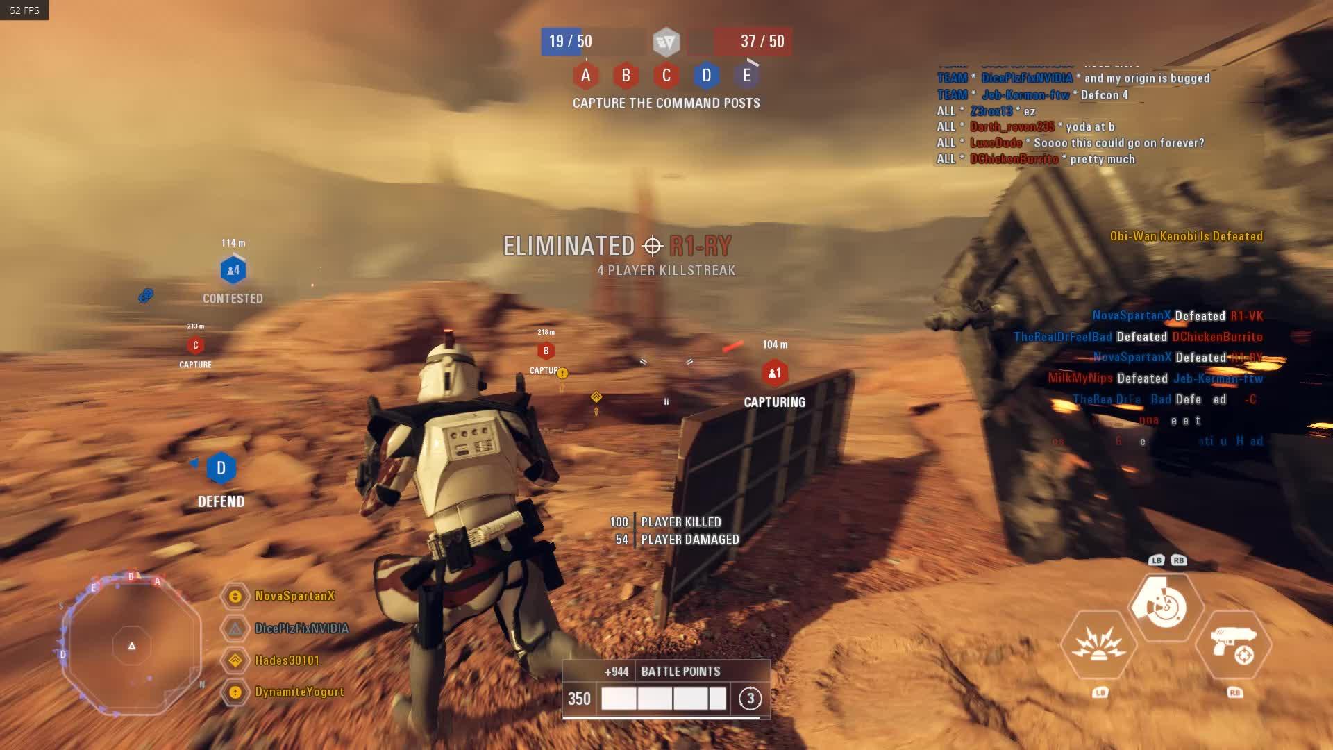 starwarsbattlefront, Star Wars Battlefront II (2017) 2019.03.26 - 20.40.04.10.DVR GIFs