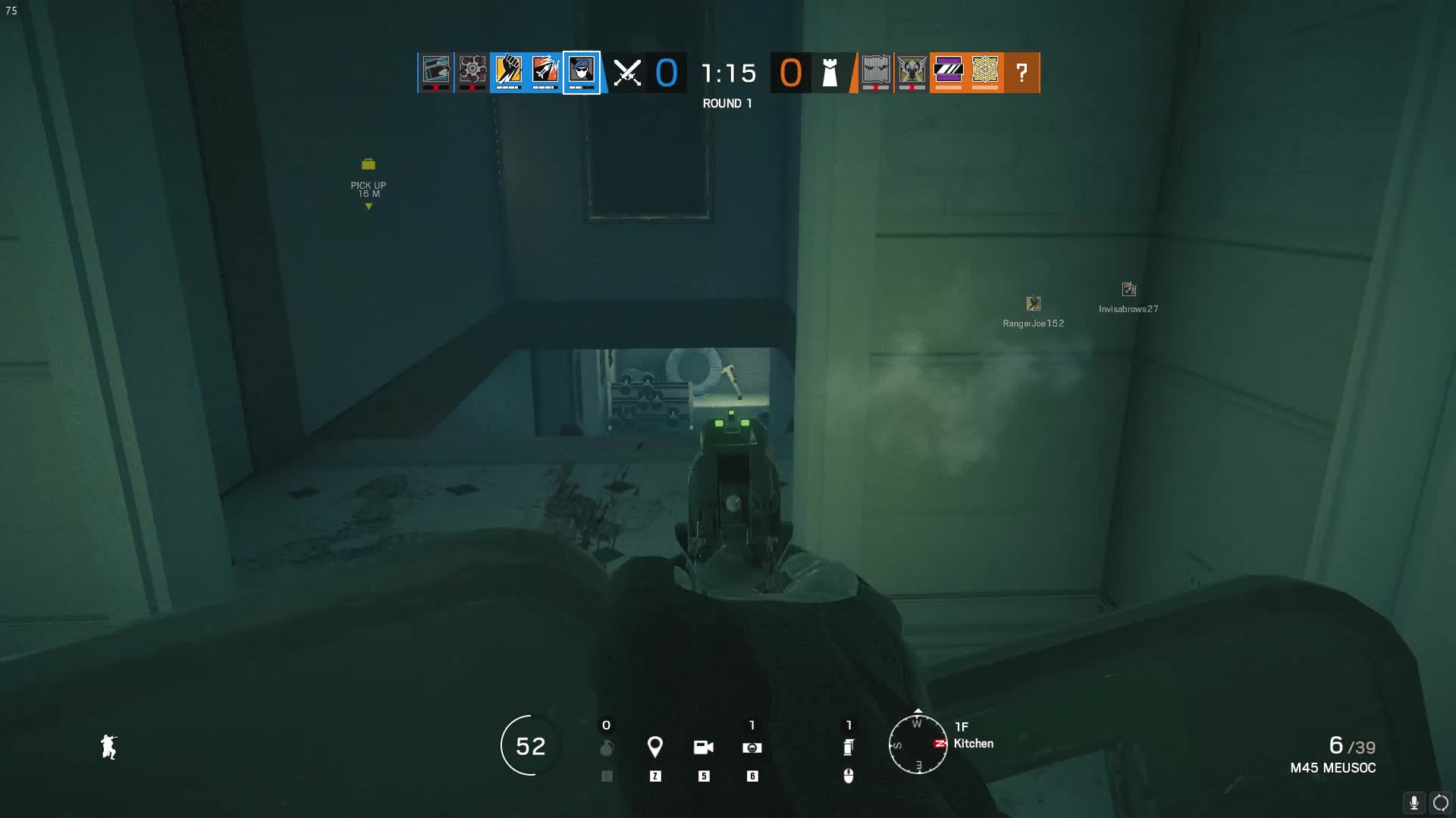 RainbowSixSiege, Recruit OP GIFs