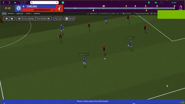 Watch and share Football Manager 2020 2020.05.14 - 22.20.24.02 GIFs on Gfycat