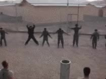 Watch and share Afghan Jumping Jacks GIFs on Gfycat
