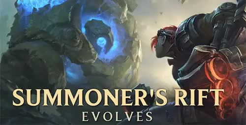 Summoner's Rift Evolves ->http://bit.ly/1pebxZl