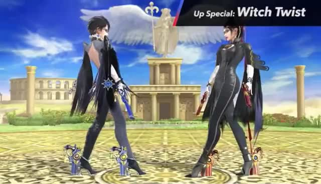 Watch Bayonetta Combo GIF on Gfycat. Discover more related GIFs on Gfycat