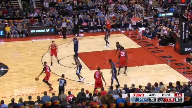 Watch and share Memphis Grizzlies GIFs and Toronto Raptors GIFs by demarjgrant on Gfycat