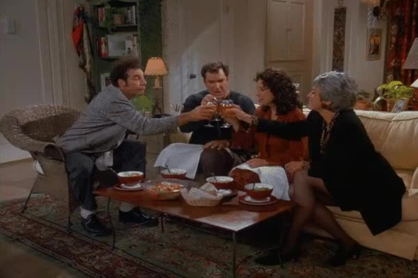 Watch and share Seinfeld GIFs by fuckright0ff on Gfycat
