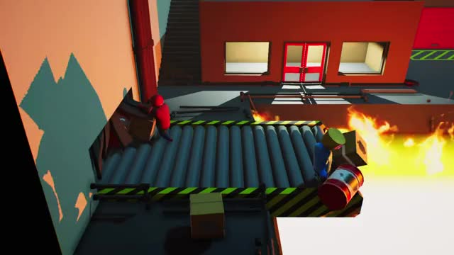 Watch and share Trust Issues GIFs and Gang Beasts GIFs by ApLoEpX on Gfycat