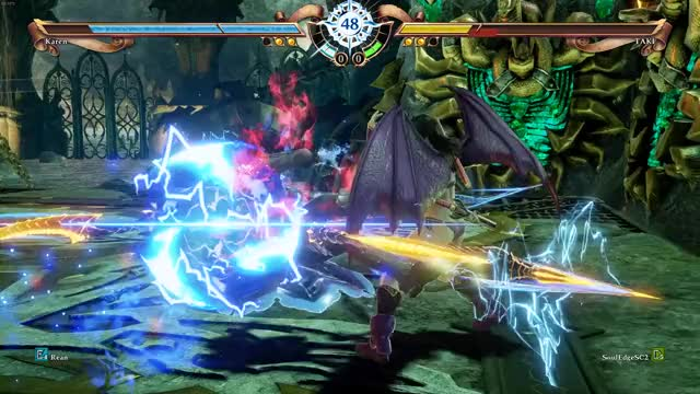 Watch and share Soulcaliburvi 2018.10.26 - 05.28.13.02.DVR GIFs on Gfycat