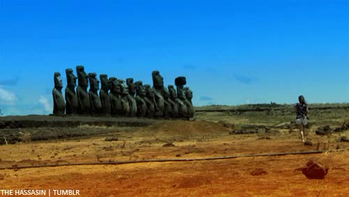 Watch and share Isla De Pascua GIFs and Easter Island GIFs on Gfycat