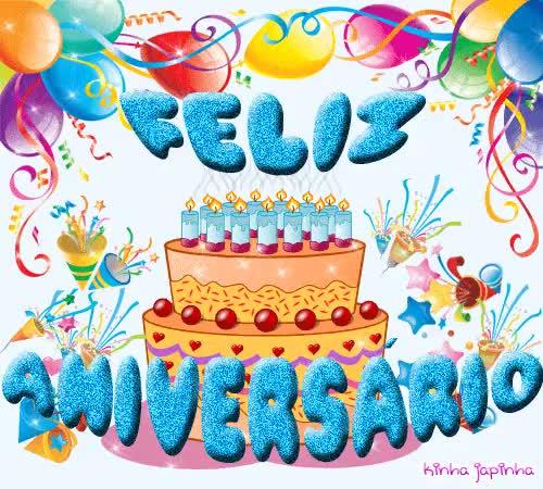 Watch and share Feliz Aniversario Imagenes | Feliz Aniversario : Aniversarios | Imagens Para Facebook GIFs on Gfycat