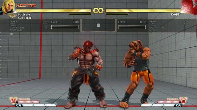 Watch Most Useless Ken Combo GIF by Ping (@admiralkettch) on Gfycat. Discover more StreetFighter GIFs on Gfycat