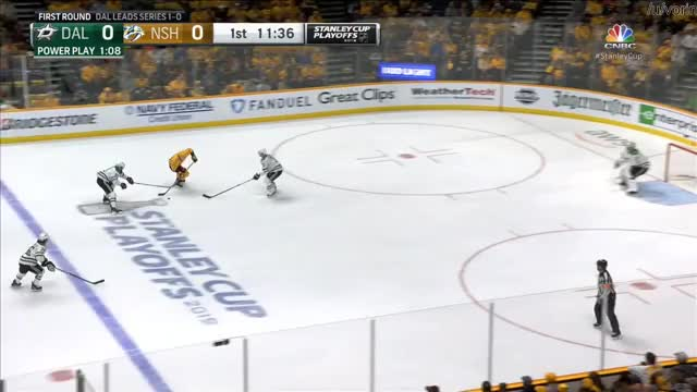Watch and share Nashville Predators GIFs and Dallas Stars GIFs by Beep Boop on Gfycat