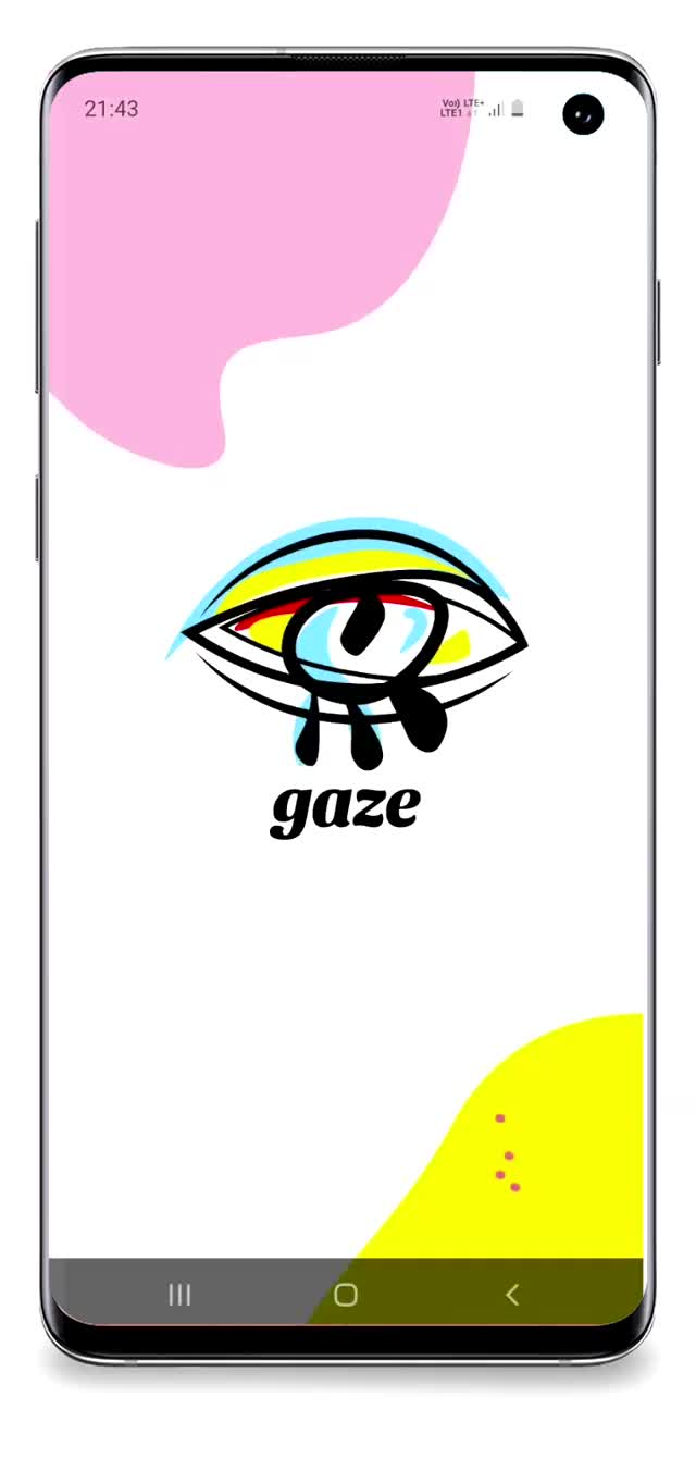 Watch and share Gaze-android GIFs on Gfycat