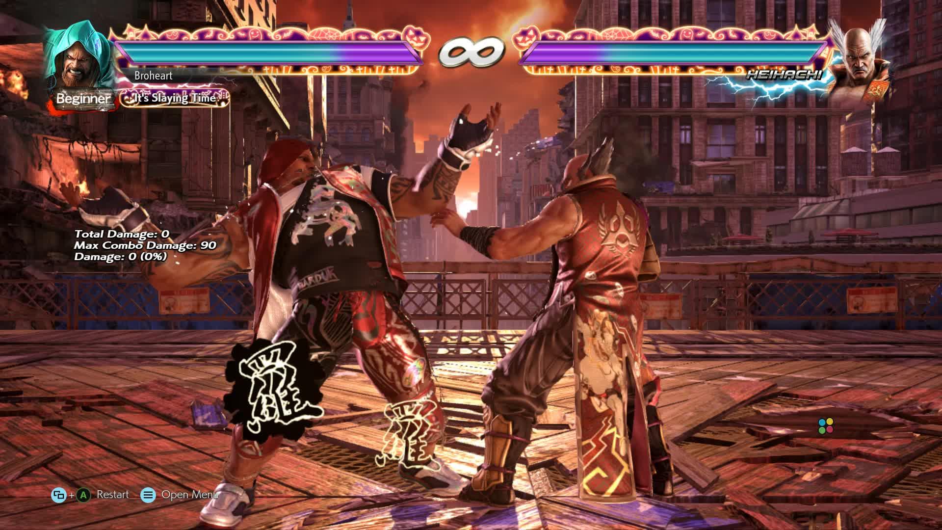 tekken, Tekken 7 2019.04.17 - 17.33.02.13 GIFs