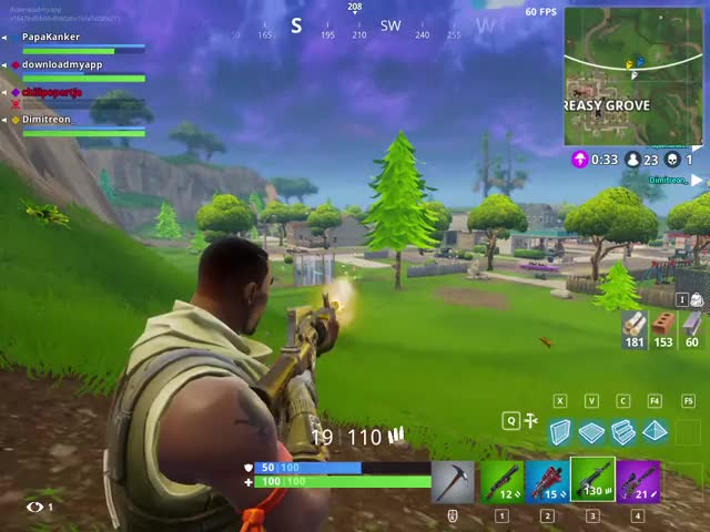 Watch and share Fortnite 2 11 2018 9 07 11 PM (2) GIFs on Gfycat