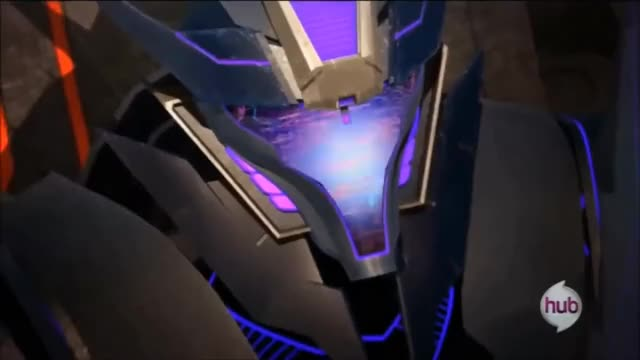 """Watch Transformers: Prime - Beast Hunters """"Soundwave Superior, Autobots Inferior."""" GIF on Gfycat. Discover more related GIFs on Gfycat"""