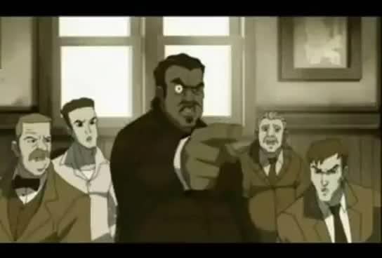 Watch that nigga is guilty GIF on Gfycat. Discover more boondocks, uncle ruckus GIFs on Gfycat