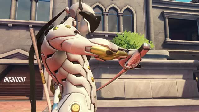 Watch i killed some stuff 19-03-21 22-41-03 GIF by @xcommunicato on Gfycat. Discover more genji, highlight, overwatch GIFs on Gfycat