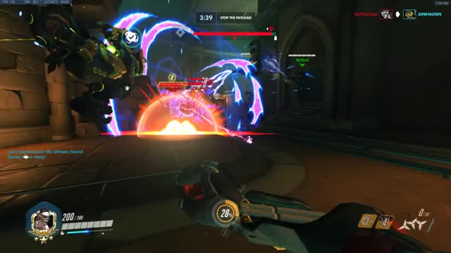 Watch and share Grandmaster GIFs and Overwatch GIFs by XEVEZ on Gfycat