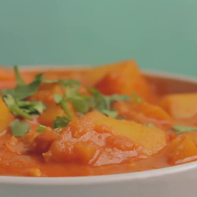 Watch and share Vegan Potato Curry. 🥰 Get The Recipe: Https://lovingitvegan.com/vegan-potato... GIFs on Gfycat