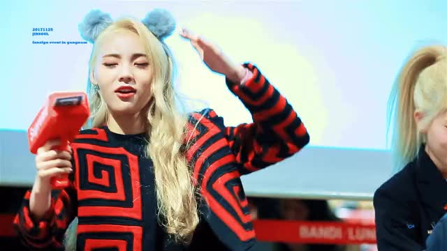 Watch Jinsoul-fancam GIF by @fishsoul on Gfycat. Discover more related GIFs on Gfycat