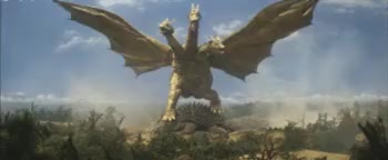 Watch and share Godzilla Final Wars GIFs and King Ghidorah GIFs on Gfycat