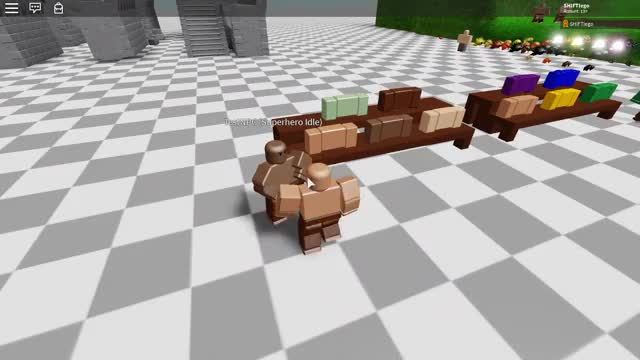 Watch and share Strap In For Character Custimaztion!!! GIFs by shiftlego on Gfycat