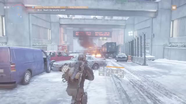 Watch Aim assist but pretty clean shooting GIF by Xbox DVR (@xboxdvr) on Gfycat. Discover more IVI A Z 0 N, TomClancysTheDivision, xbox, xbox dvr, xbox one GIFs on Gfycat