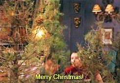 christmas, happy christmas, happy holidays, holiday, merry christmas, xmas, gif Merry Christmas Christmas friends F.R.I.E.N.D.S jutcherson GIFs