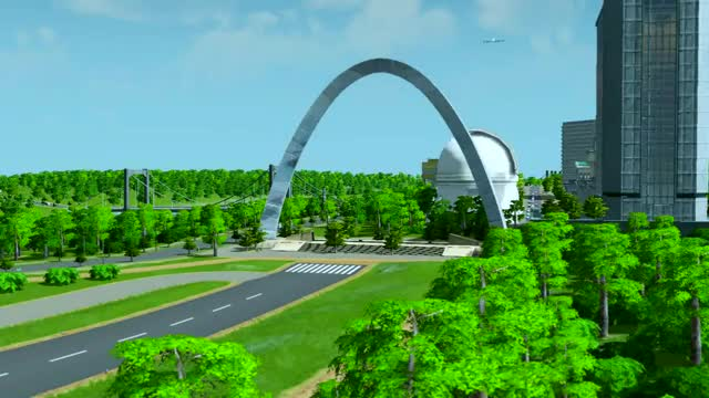 Watch and share Cities: Skylines - Extreme Air Race GIFs by correiajoao on Gfycat