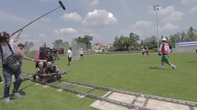 Watch Boom operator troubles GIF on Gfycat. Discover more filmmakers GIFs on Gfycat