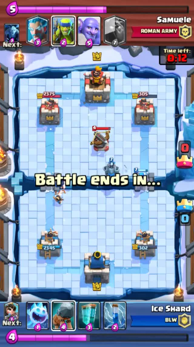Watch and share Clashroyale GIFs and Challenge GIFs by firestar493 on Gfycat
