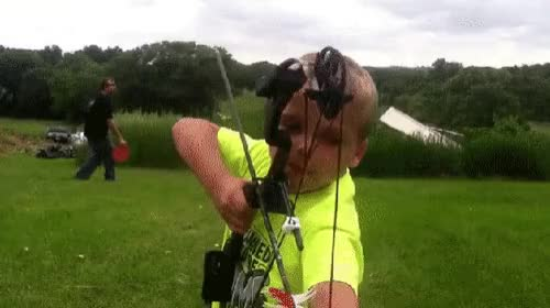 Watch and share Archery 100 GIFs on Gfycat