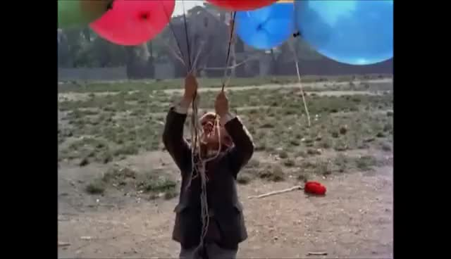 Watch and share Le Ballon Rouge GIFs on Gfycat
