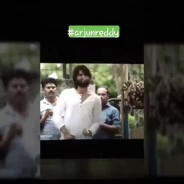 Arjun Reddy Movie Premier Show Youth Response Arjun Reddy Movie