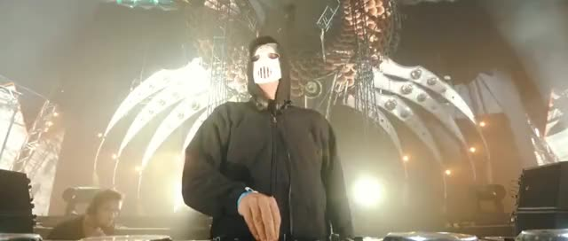 Watch and share Qlimax 2016 | Angerfist GIFs on Gfycat