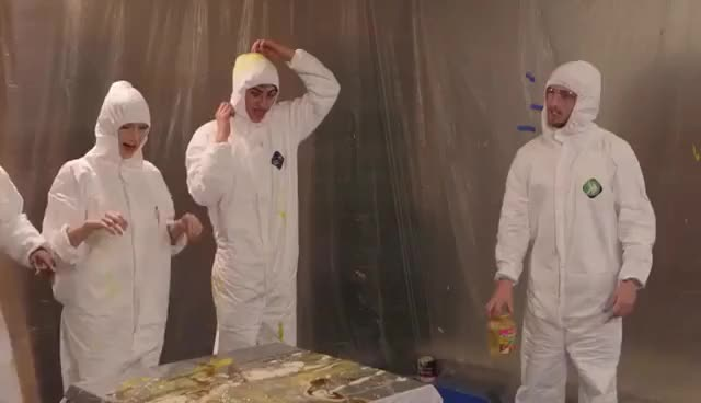 Watch and share CONDIMENT BOTTLE FLIP CHALLENGE (Squad Vlogs) GIFs on Gfycat